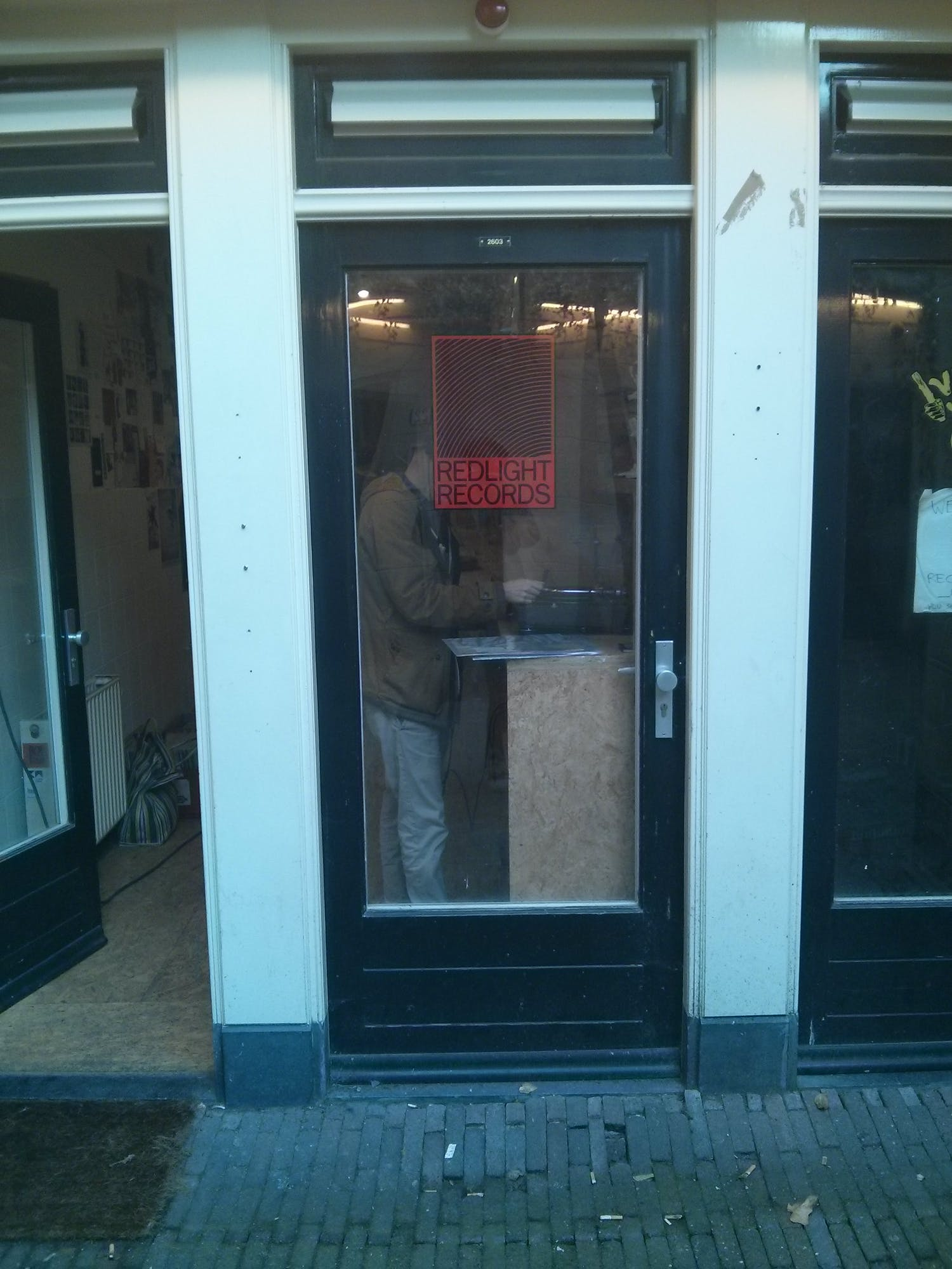 Red Light Records - Record Store Image