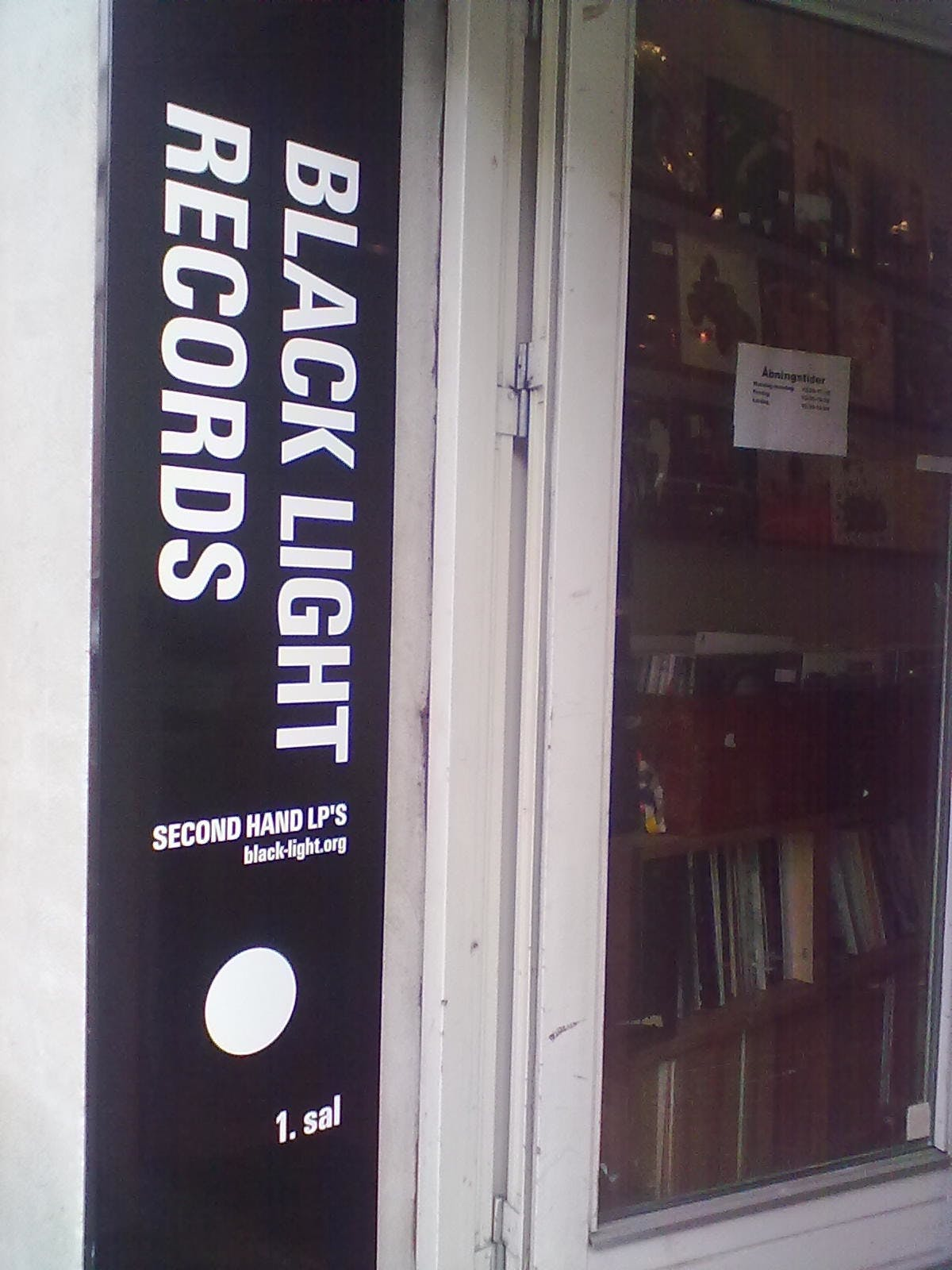 Black Light Records - Record Store Image