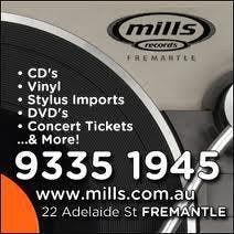 Mills Records - Record Store Image