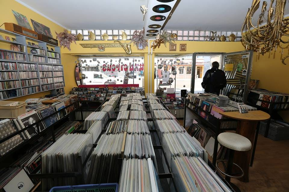 Soundcircus - Record Store Image