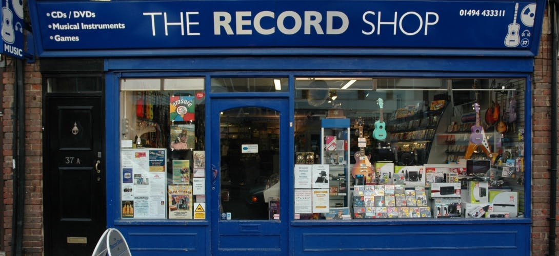 The Record Shop - Record Store Image