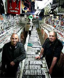Moonhop Records - Record Store Image