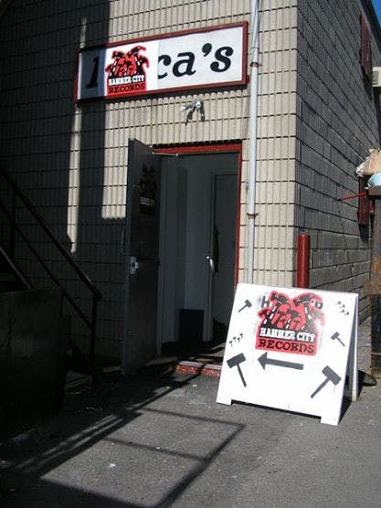 Hammer City Records - Record Store Image