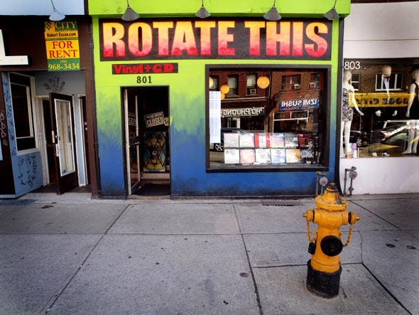 Rotate This - Record Store Image
