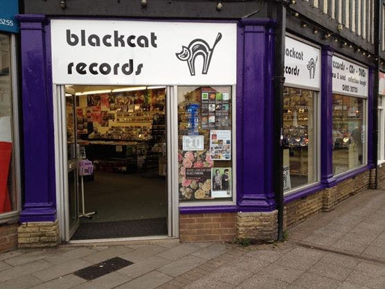 Blackcat Records - Record Store Image