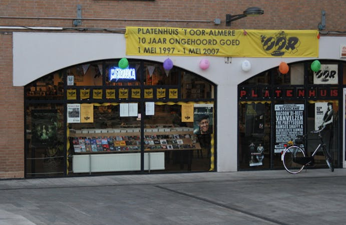 Platenhuis 't Oor - Record Store Image