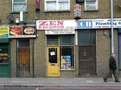 Zen Records - Record Store Image