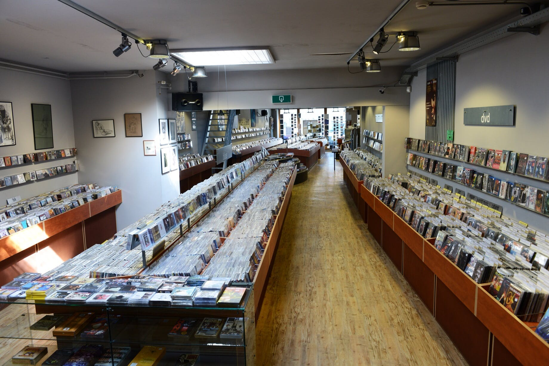 Sounds - Record Store Image