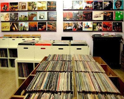 Vinylbrokers - Record Store Image