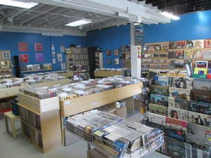 The Winnipeg Record & Tape Co. - Record Store Image