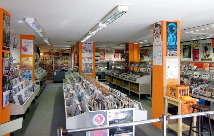 Michelle Records - Record Store Image