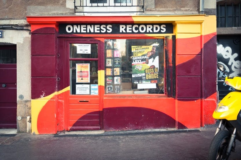 Oneness Records - Record Store Image