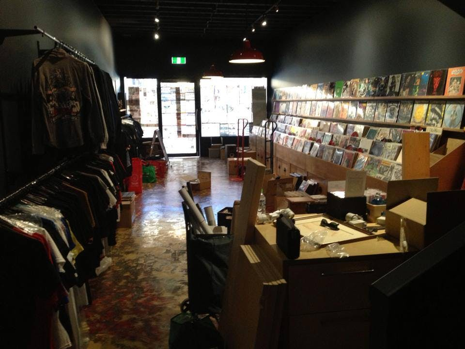 Tommy Gun Records - Record Store Image