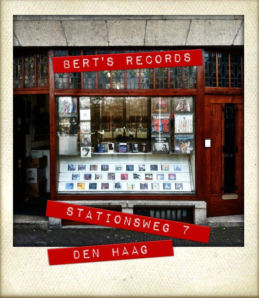 Bert's Records - Record Store Image