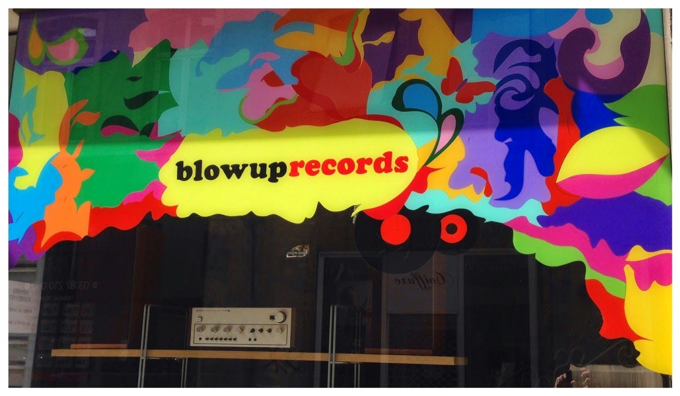 BLOWUP Records - Record Store Image