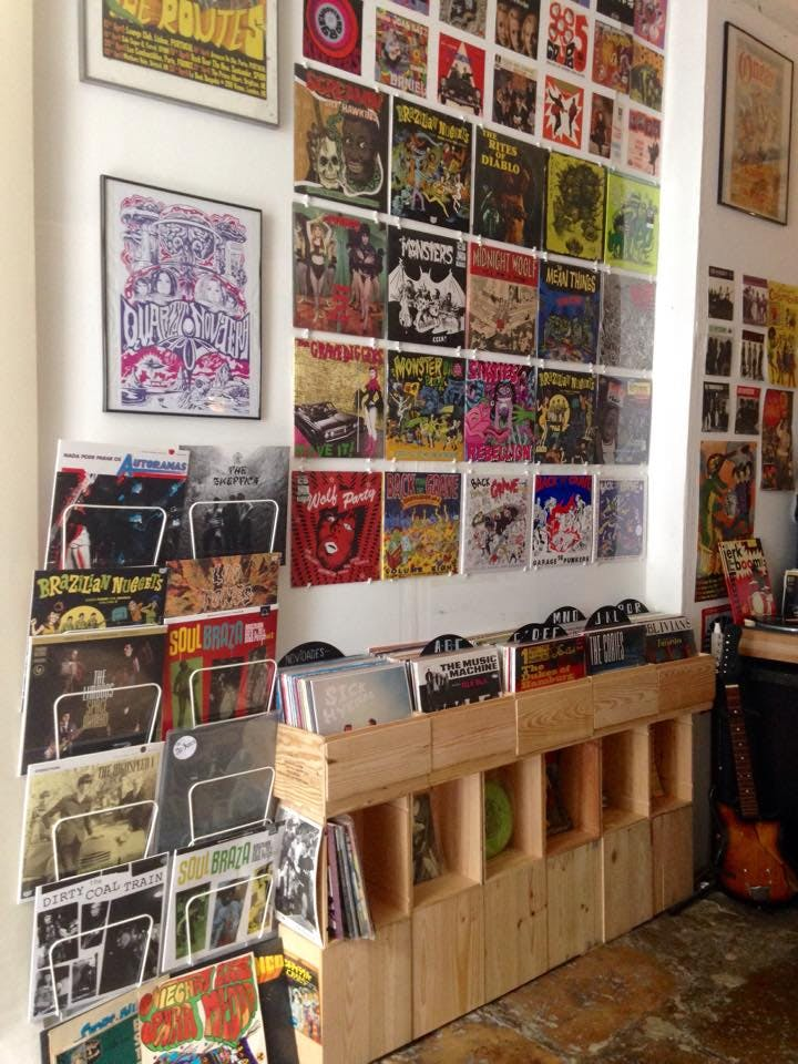 Groovie Records - Record Store Image