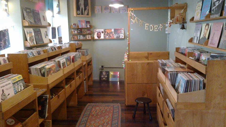 Record Store Image