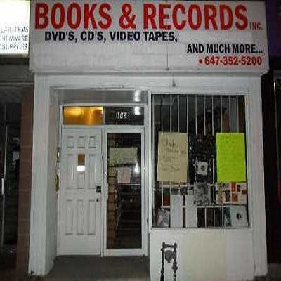 Books Plus - Record Store Image
