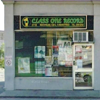Class One Records - Record Store Image