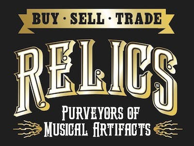 Relics - Record Store Image