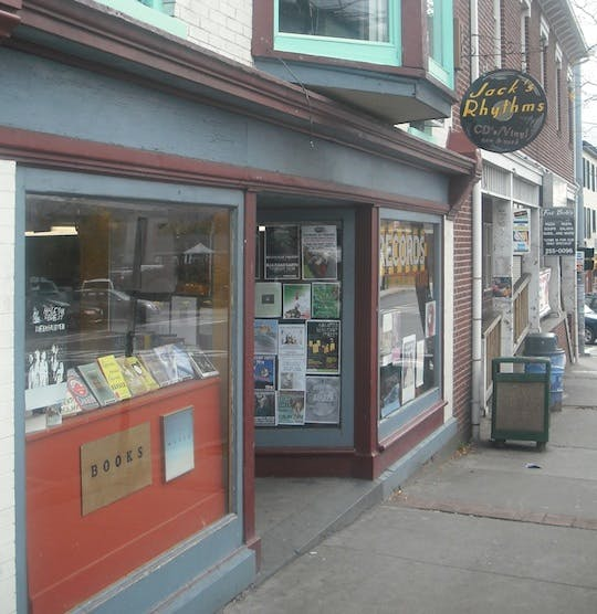 Jack's Rhythms - Record Store Image