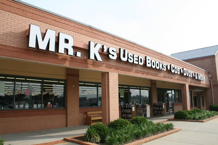 Mr. K's Used Books, Music and More - Record Store Image