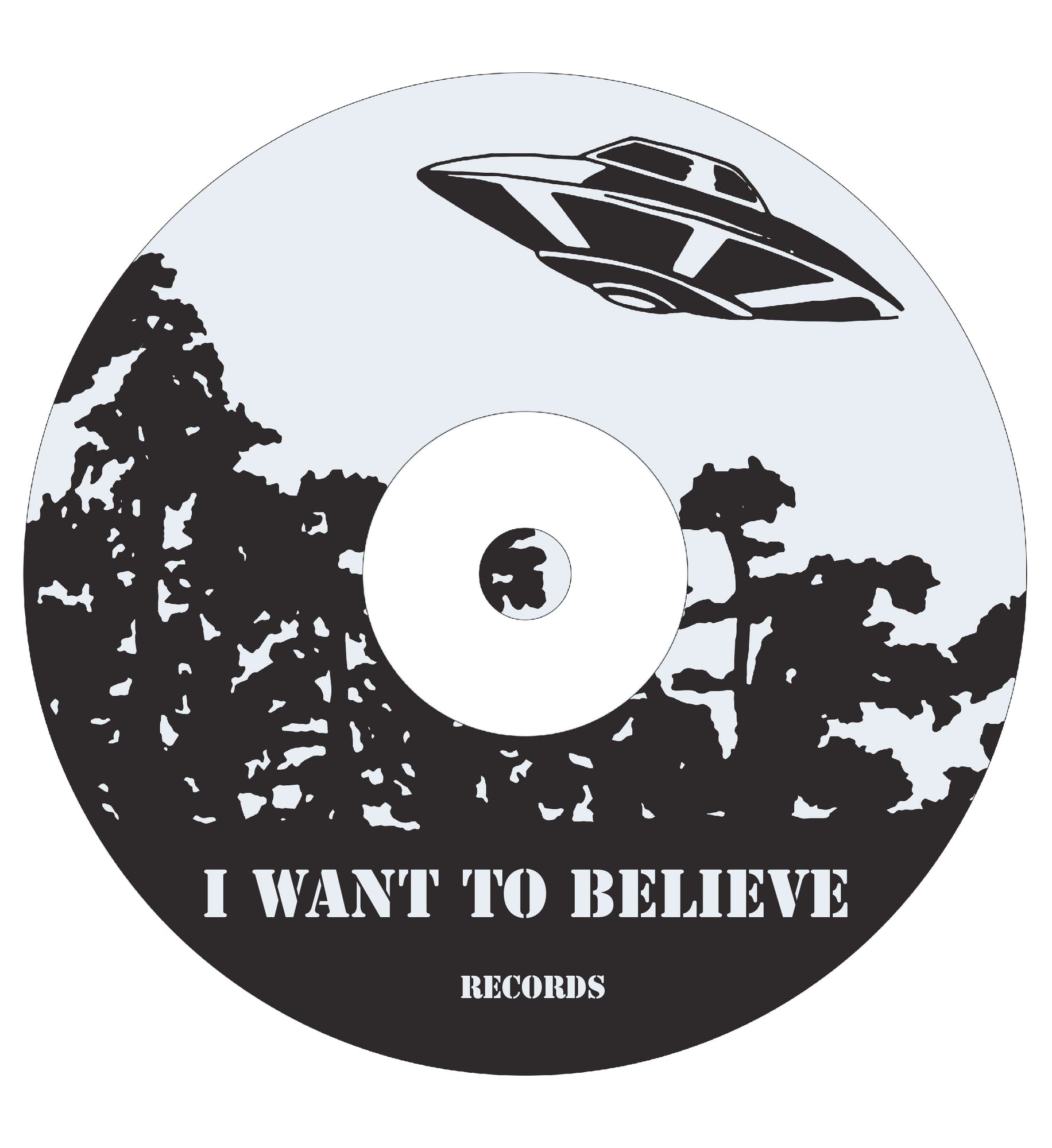 I Want To Believe Records - Record Store Image