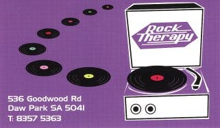 ROCKTHERAPY RECORDS - Record Store Image