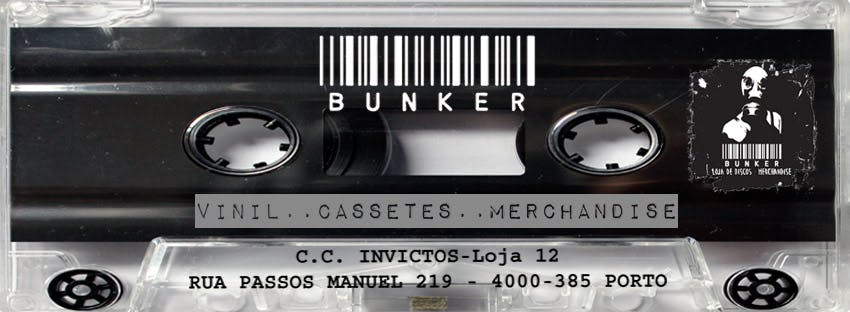 BUNKER STORE - Record Store Image