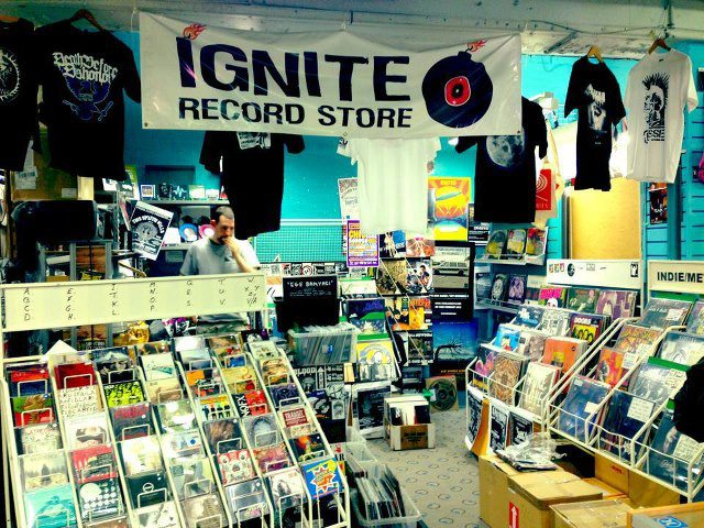 Ignite record store, record store day, rsd, ignite records, vinyl birmingham, birmingham, vinyl bham, vinyl, records, music, independent shops birmingham, ignite oasis
