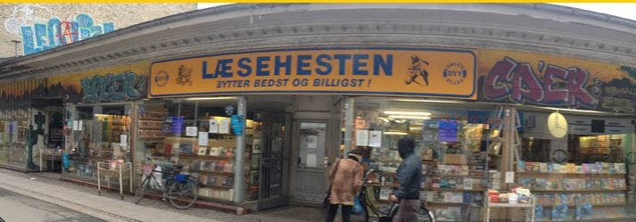 Laesehesten - Record Store Image