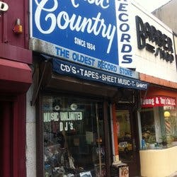 Music Country - Record Store Image