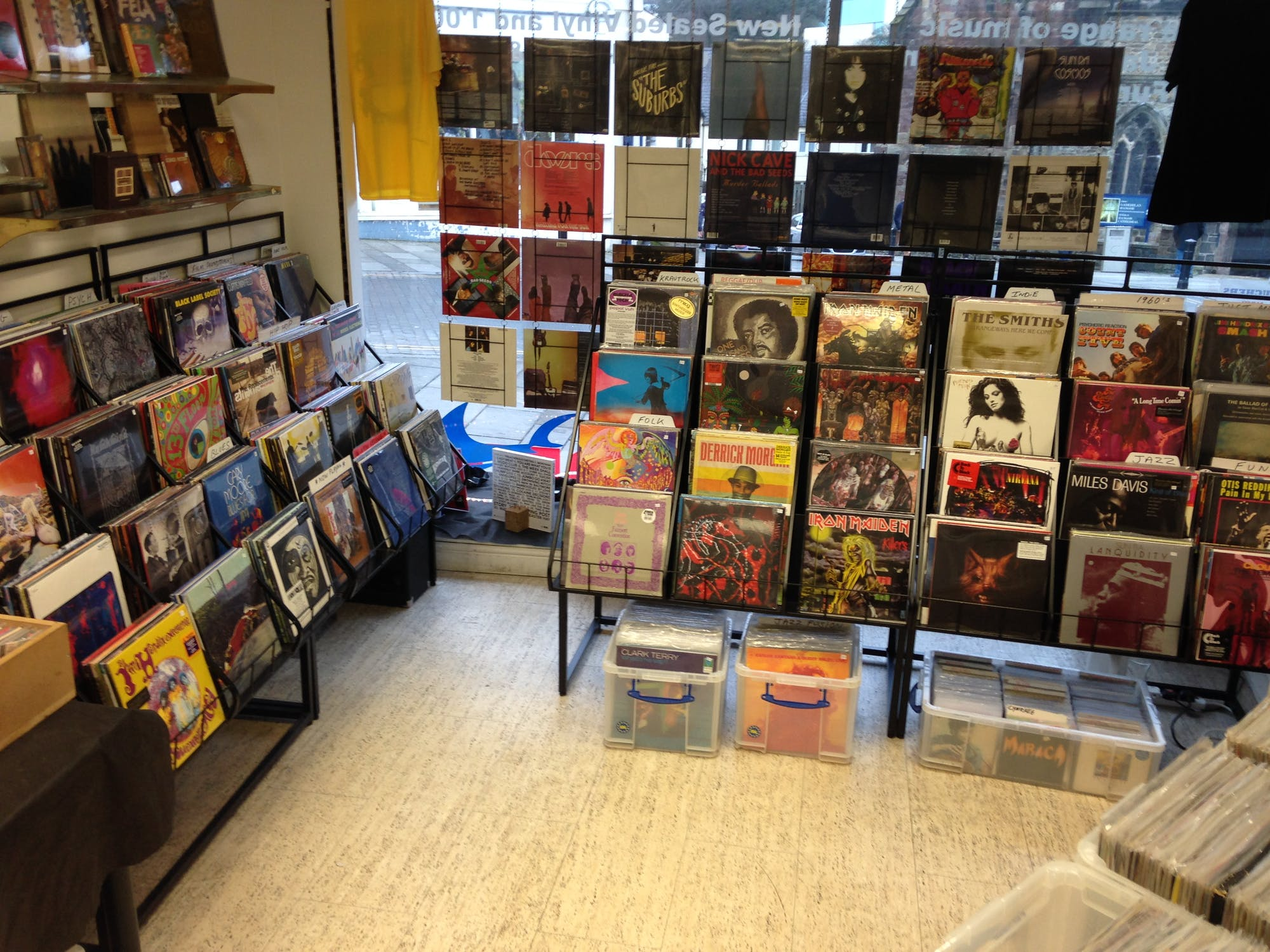 Mudshark Records - Record Store Image