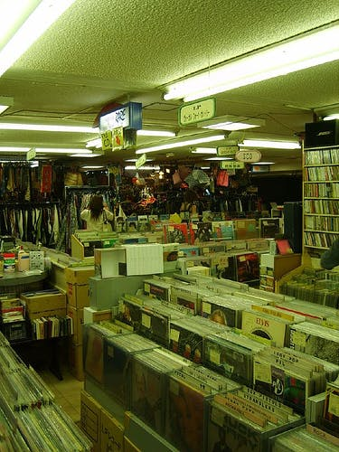 Rare Records, Koenji Shop - Record Store Image