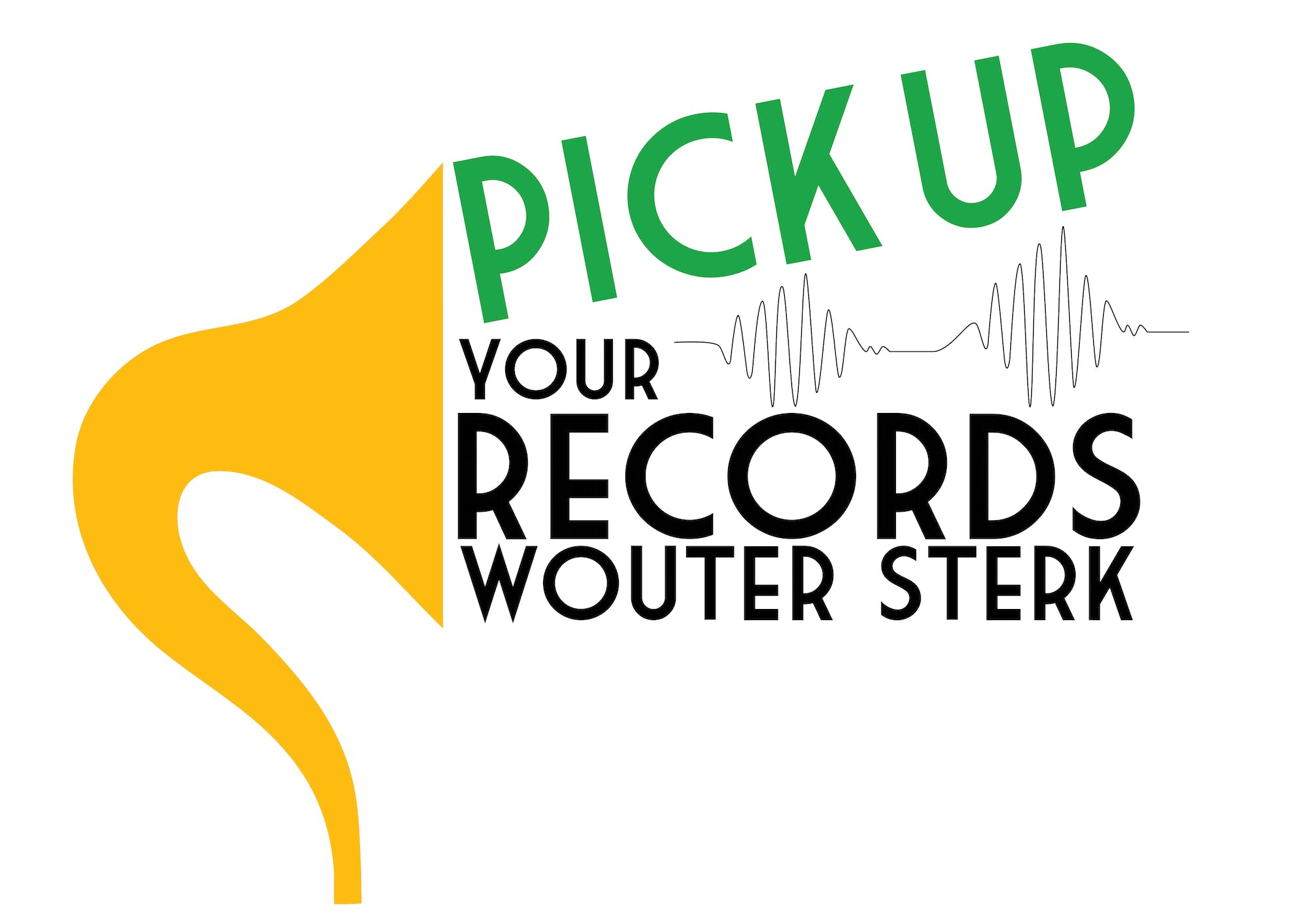 Pick Up Your Records - Record Store Image