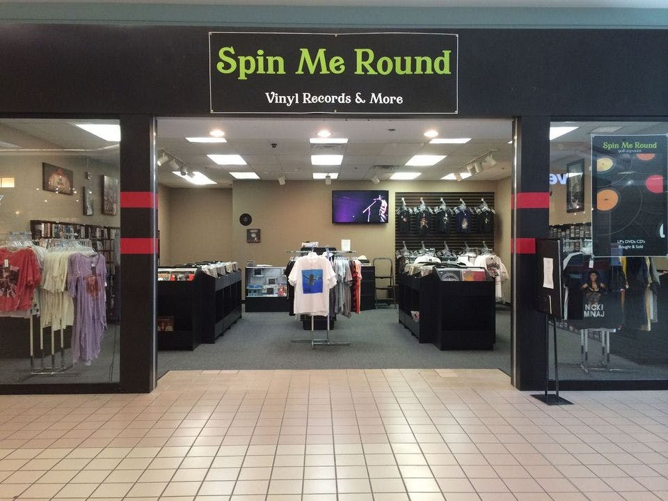 Spin Me Round - Record Store Image