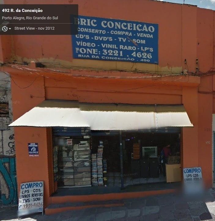 Brique Conceição - Record Store Image