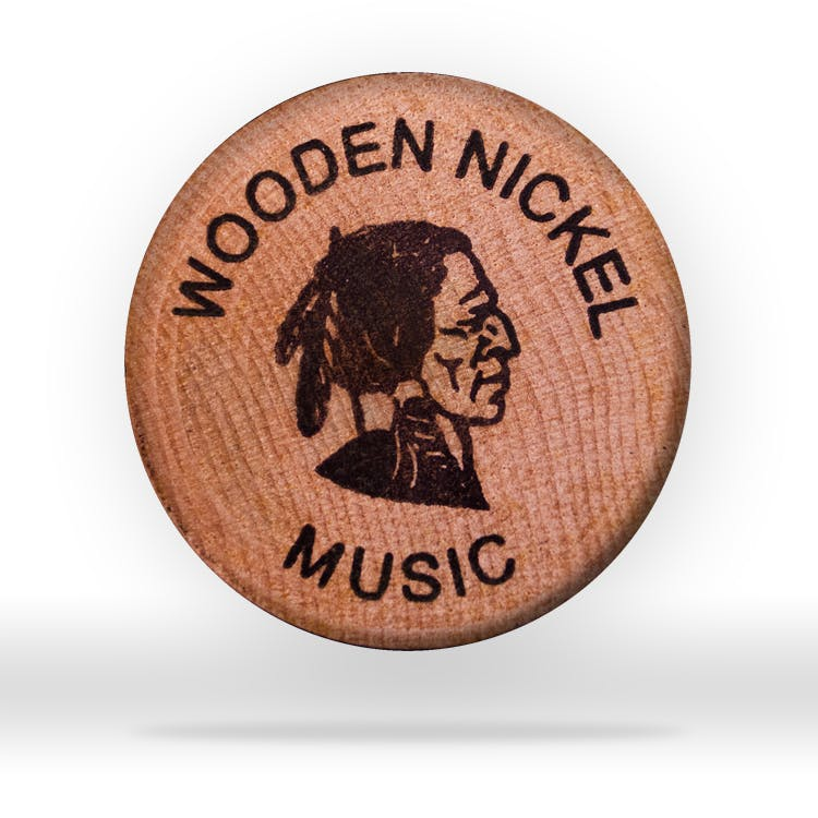 Wooden Nickel Records - Record Store Image