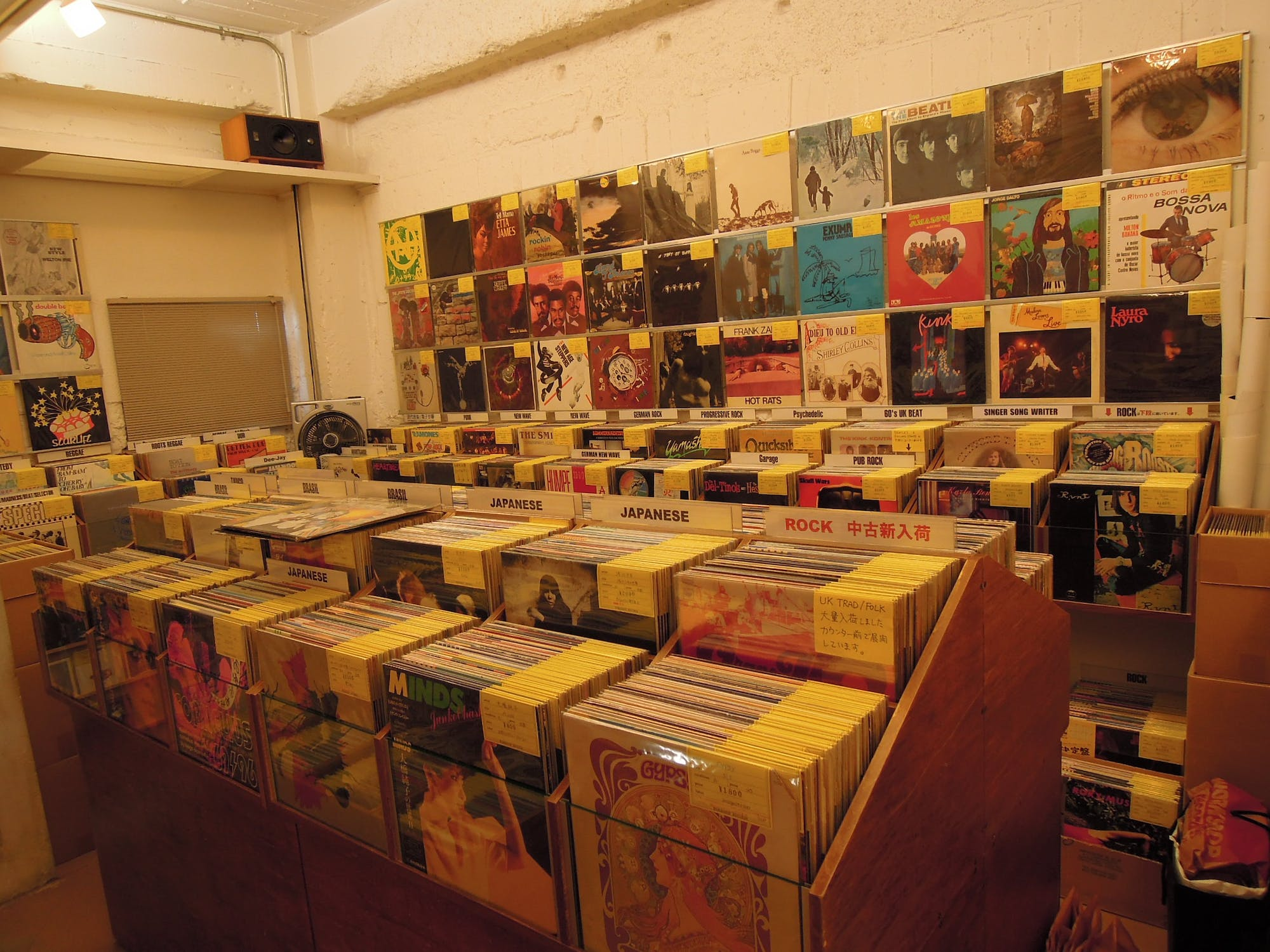 WORKSHOP records - Record Store Image