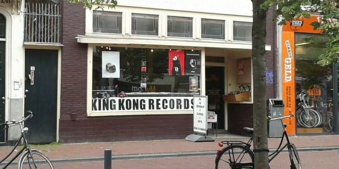 King Kong Records - Record Store Image