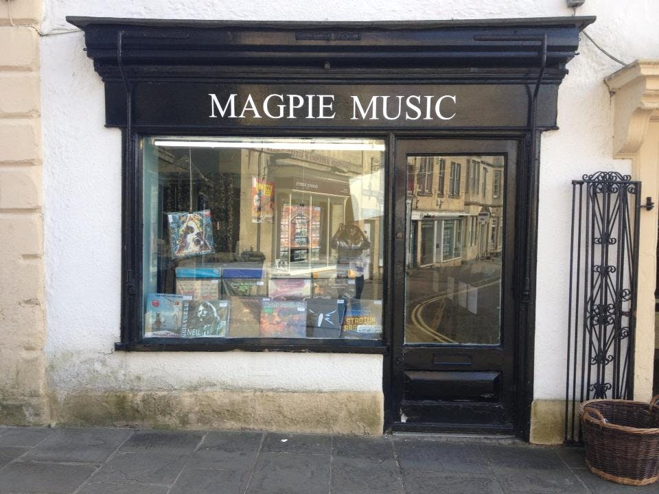Magpie Music - Record Store Image