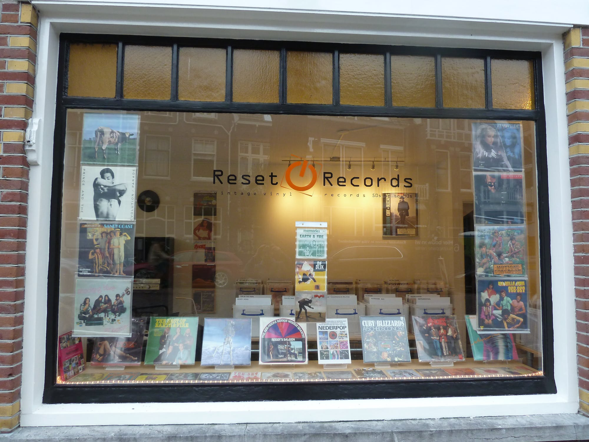 Reset Records - Record Store Image