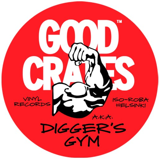 Good Crates - Digger's Gym - Record Store Image