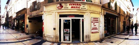 General Music - Record Store Image