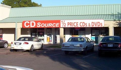 CD Source - Record Store Image