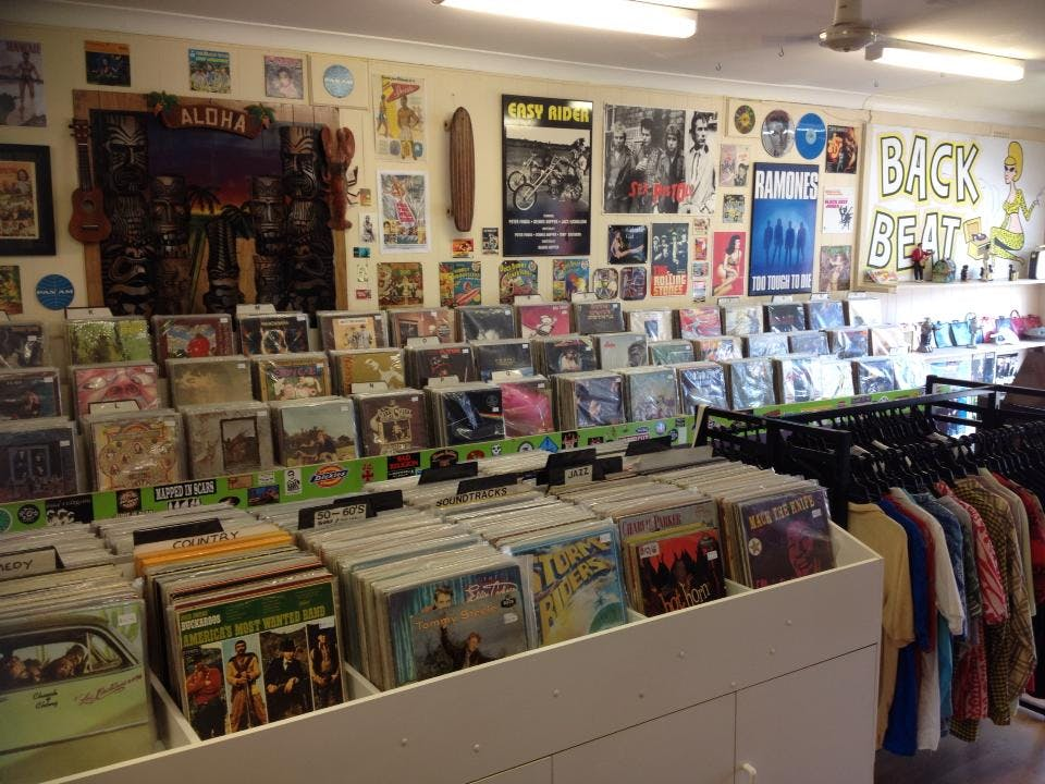 BackBeat Records - Record Store Image