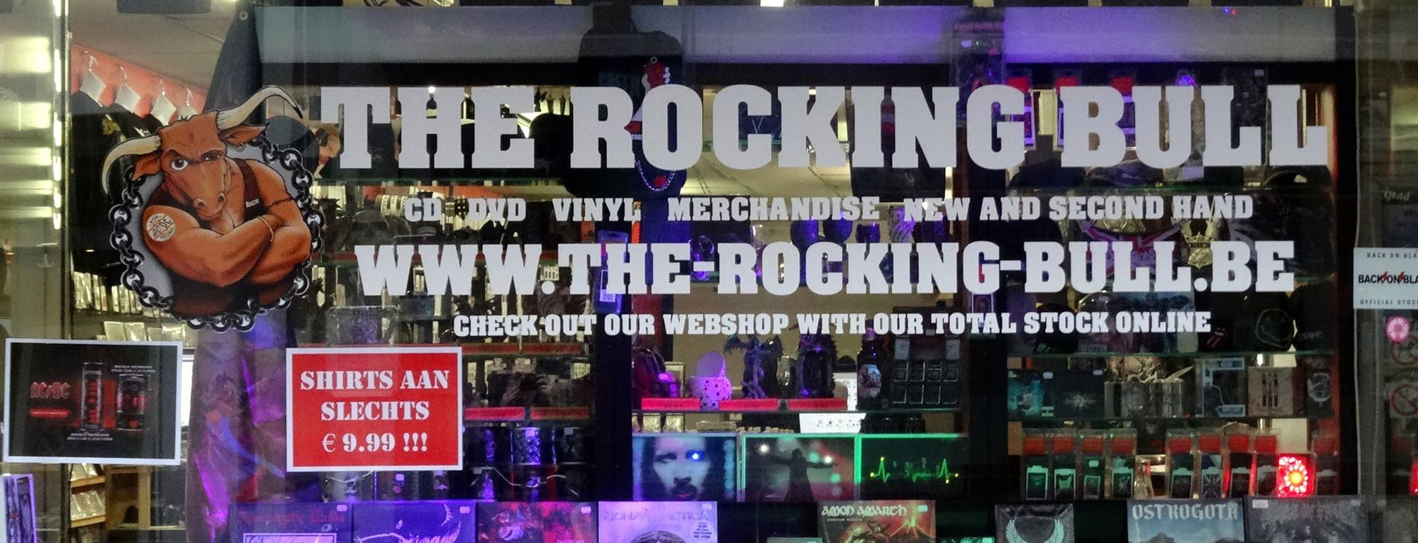 The Rocking Bull - Record Store Image