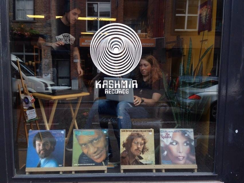 Kashmir Recordstore - Record Store Image