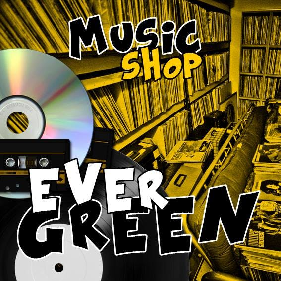 Evergreen - Record Store Image