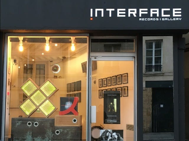 Interface Records & Gallery - Record Store Image
